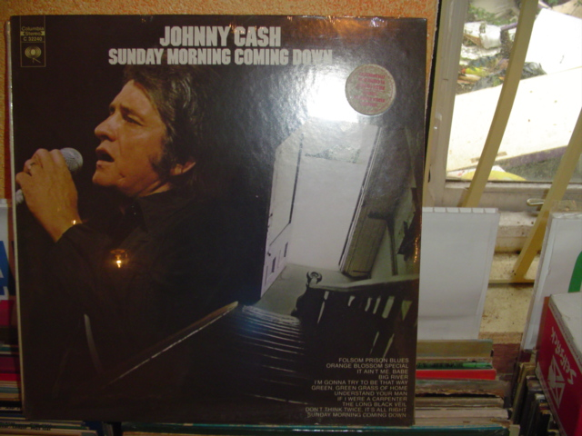 JOHNNY CASH - SUNDAY MORNING / COLUMBIA [ 87 SEALED